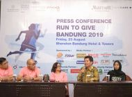 Empat Hotel Marriott International Kembali Mengadakan Run To Give